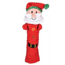 Santa Claus plushes