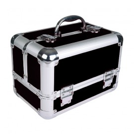 Black Grooming Transport Case
