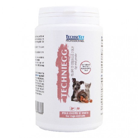 TECHNIEGG – EGG SHELL POWDER 250G
