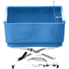 PHOENIX UNIVERSAL FIX GROOMING BATHTUB WITH BACK PANEL