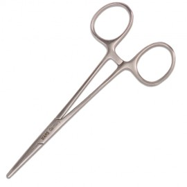 Mars ear scissors with locking device