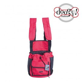 Doogy ventral bag red
