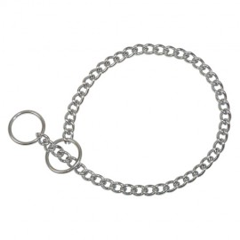 Simple strangler collar