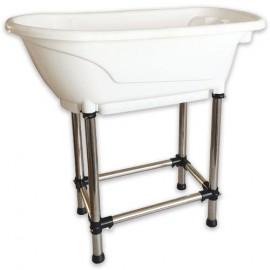 Mini White bathtub