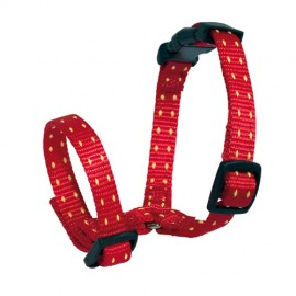 Doogy adjustable muzzle - Red