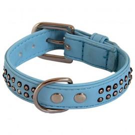 Blue Collar Glamorous 2 rows rhinestones