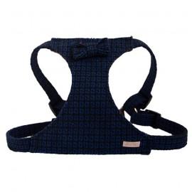 Classy retro harness Blue