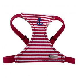 Matelot harness red