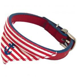Matelot collar red