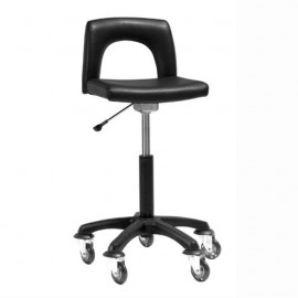 """Saddle XL"" grooming stool"