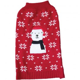 Fantasy sweater christmas bear