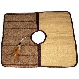 Scratching mat for cats