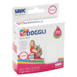 24 doggli panty liners