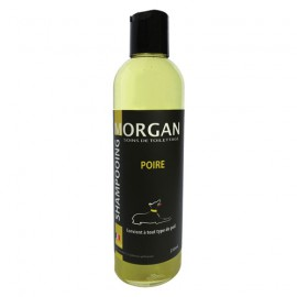 Morgan pear protein shampoo
