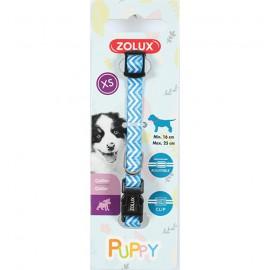 Puppy pixie collar blue
