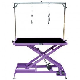 Phoenix Universal Callisto electric table purple