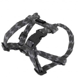 Doogy Grey Brazil Harness