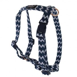 Doogy Blue Navy Brazil Harness