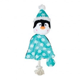PENGUIN TRIANGLE PLUSH 48CM
