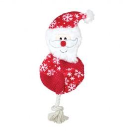 Santa Klaus Pancake Plush
