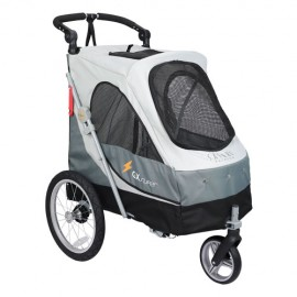 GREY STROLLER AVENTUA FOR DOGS UNDER 30KG