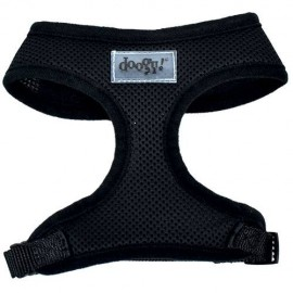 Air mesh harness black