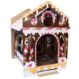 Carton Scrat House Gingerbread
