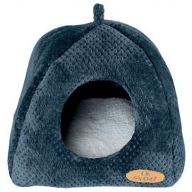 Dreamy cat Igloo Grey
