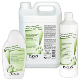 Dog Generation avocado and mink oil detangling conditioner
