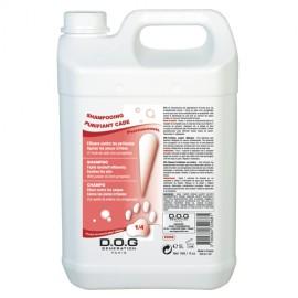 Dog Generation puryfying juniper shampoo