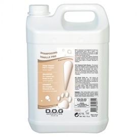 Dog Generation vanilla pro shampoo