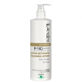 Khara no-rinse cleansing lotion