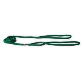 Flat nylon expo lead - Green