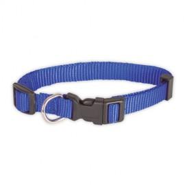 Doogy classic nylon collar - blue