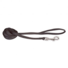 Doogy basic nylon lead - black