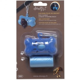 Doogy bone poop bags dispenser