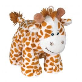 Reindeer cuddly dog toy