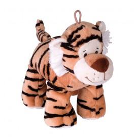 Elephant cuddly dog toy
