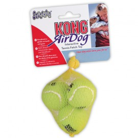 Kong Airdog Squeaker Ball - Set of 3