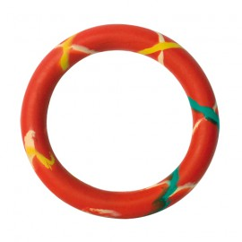 Multicolor ring dogtoy