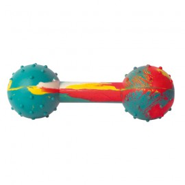 Strong dumbbell dogtoy