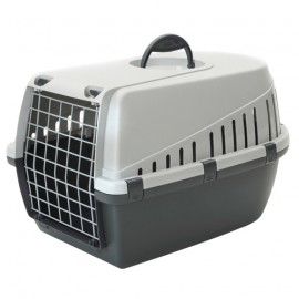 Trotter travel cage - Grey