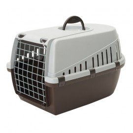 Trotter travel cage - Brown