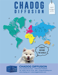 Chadog catalog cover