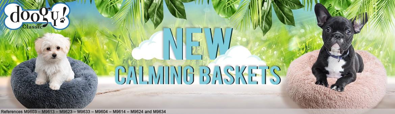 New calming baskets