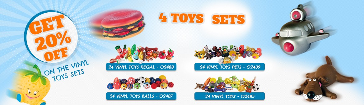 Special Discount Toys